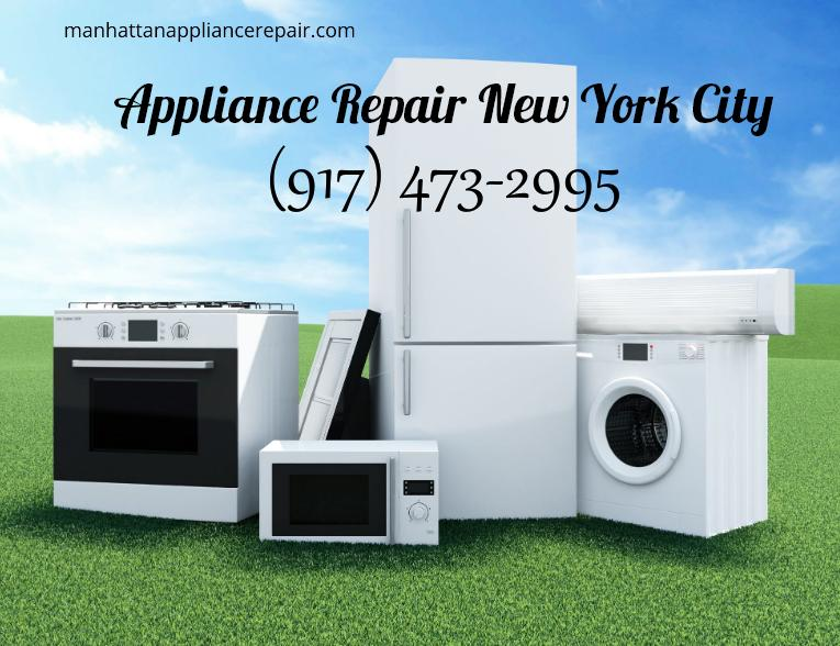 appliance repair new york city